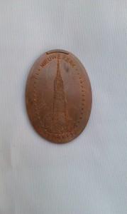 9.Moneda suvenir