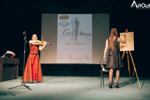 Natalia Pancec si Daniela Balan Credite foto: Miruna Andreea Gaman
