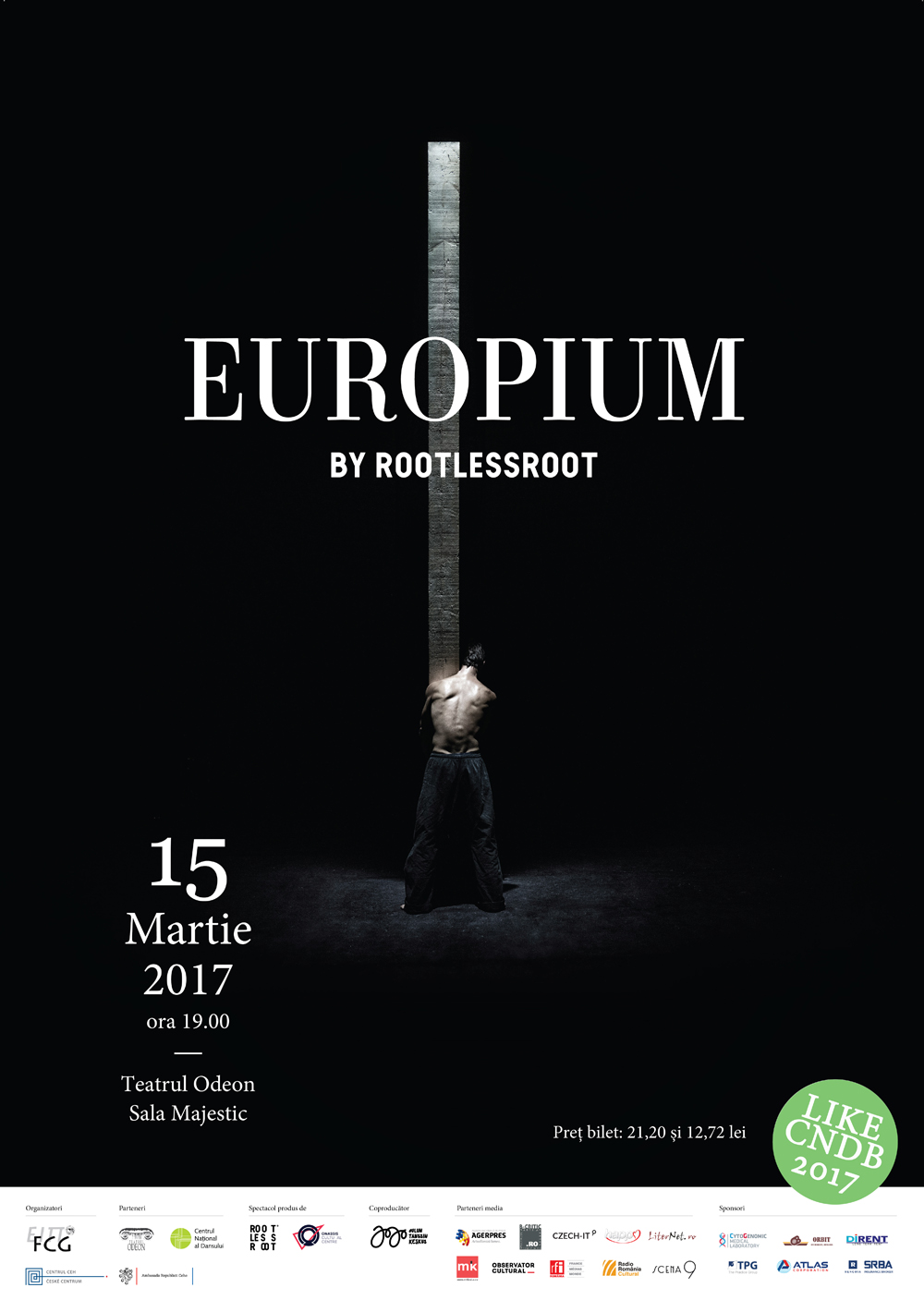 EUROPIUM-Bucharest-poster